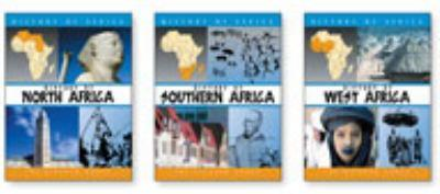 History of Africa 0816050600 Book Cover