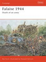 Falaise 1944: Death of an army (Campaign) 1841766267 Book Cover