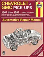 Chevrolet & GMC Pickup '67'87 (Haynes Manuals) B000IORNA8 Book Cover