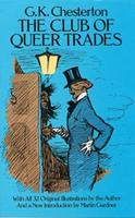 The Club of Queer Trades 0786264225 Book Cover