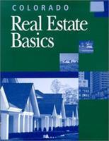 Colorado Real Estate Basics (Real Estate Basics) 0793158230 Book Cover