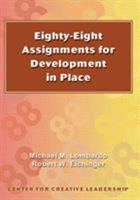 Eighty-eight Assignments for Development in Place 1882197208 Book Cover