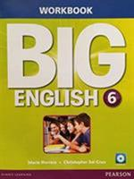 Big English 6 Workbook W/Audiocd 0133045242 Book Cover
