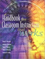 A Handbook for Classroom Instruction that Works (ASCD) 0131195050 Book Cover