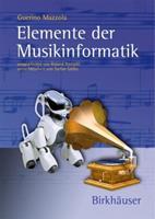 Elemente der Musikinformatik 3764377453 Book Cover