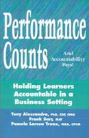 Performance Counts and Accountability Pays: Holding Learners Accountable in a Business Setting 0970699204 Book Cover