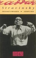 Oedipus Rex the Rake's Progress (Opera Guide) 0714541931 Book Cover