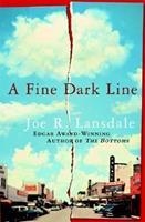 A Fine Dark Line 0892967293 Book Cover