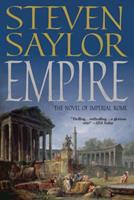 Empire: The Novel of Imperial Rome 0312381018 Book Cover