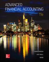 Advanced Financial Accounting with Connect Plus 0078025621 Book Cover