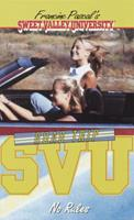 No Rules (Sweet Valley University(R)) 0553492683 Book Cover