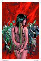 Hack Slash Volume 1: First Cut 1932796878 Book Cover