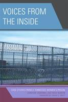 Voices from the Inside: Case Studies from a Tennessee Women's Prison 0761848061 Book Cover