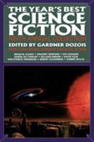 The Year's Best Science Fiction: Ninth Annual Collection 0312078897 Book Cover