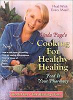 Cooking for Healthy Healing, Book 1: The Healing Diets 1884334814 Book Cover