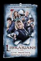 The Librarians and the Mother Goose Chase 0765384140 Book Cover