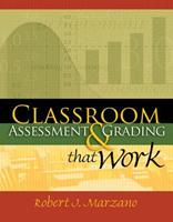 Classroom Assessment And Grading That Work 1416604227 Book Cover