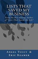 Lists That Saved My Business: From the Best Selling Author of Lists That Saved My Life 1453725547 Book Cover