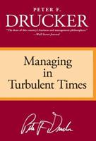 Managing in Turbulent Times 0887306160 Book Cover