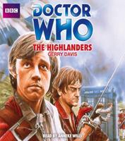 Doctor Who: The Highlanders (Target Doctor Who Library, No 90) 0426196767 Book Cover