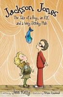 The Tale of a Boy, an Elf, and a Very Stinky Fish 0310722845 Book Cover