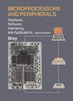 Microprocessors and Peripherals: Hardware Software Interfacing and Applications (2nd Edition) (Merrill's International Series in Electrical and Electronics Technology) 067520884X Book Cover