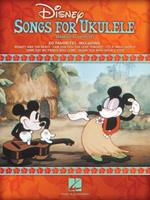 Disney Songs for Ukulele 1423495608 Book Cover