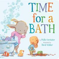 Time for a Bath 1454920696 Book Cover
