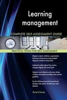 Learning Management Complete Self-Assessment Guide 154696374X Book Cover