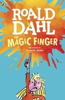 The magic finger 0142413852 Book Cover