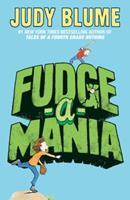 Fudge-a-Mania 0439559855 Book Cover
