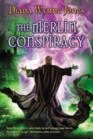 The Merlin Conspiracy 0060523204 Book Cover