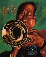 Jazz (Coretta Scott King Illustrator Honor Books) 0823415457 Book Cover
