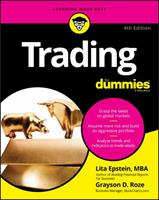 Trading for Dummies 1119370310 Book Cover