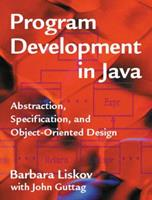 Program Development in Java: Abstraction, Specification, and Object-Oriented Design 0201657686 Book Cover