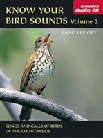 Know Your Bird Sounds, Volume 2: Birds of the Countryside 0811729648 Book Cover