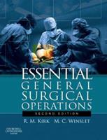 Essential General Surgical Operations 0443103143 Book Cover