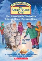 The Abominable Snowman Doesn't Roast Marshmallows 0439650372 Book Cover