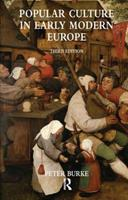 Popular Culture in Early Modern Europe 0061319287 Book Cover