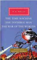 The War of the Worlds, The Invisible Man, & The Time Machine 0681270713 Book Cover