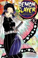 Demon Slayer: Kimetsu no Yaiba, Vol. 6 1974700577 Book Cover