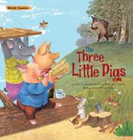 The Three Little Pigs 1925247201 Book Cover