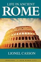 Life in Ancient Rome 154035685X Book Cover
