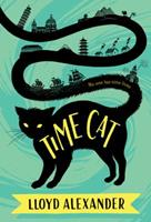Time Cat : The Remarkable Journeys of Jason and Gareth 0440486777 Book Cover