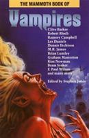 The Mammoth Book of Vampires 0739450514 Book Cover