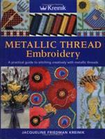 Metallic Thread Embroidery 071531081X Book Cover