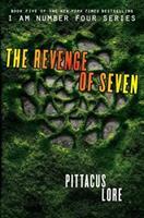 The Revenge of Seven 0062194720 Book Cover