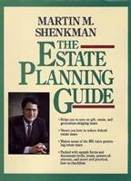 Estate Planning Guide 047153496X Book Cover