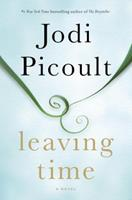 Leaving Time 0345813367 Book Cover