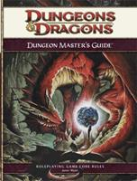 Dungeon Master's Guide - Deluxe Edition: A 4th Edition Core Rulebook (D&D Core Rulebook) 0786948809 Book Cover